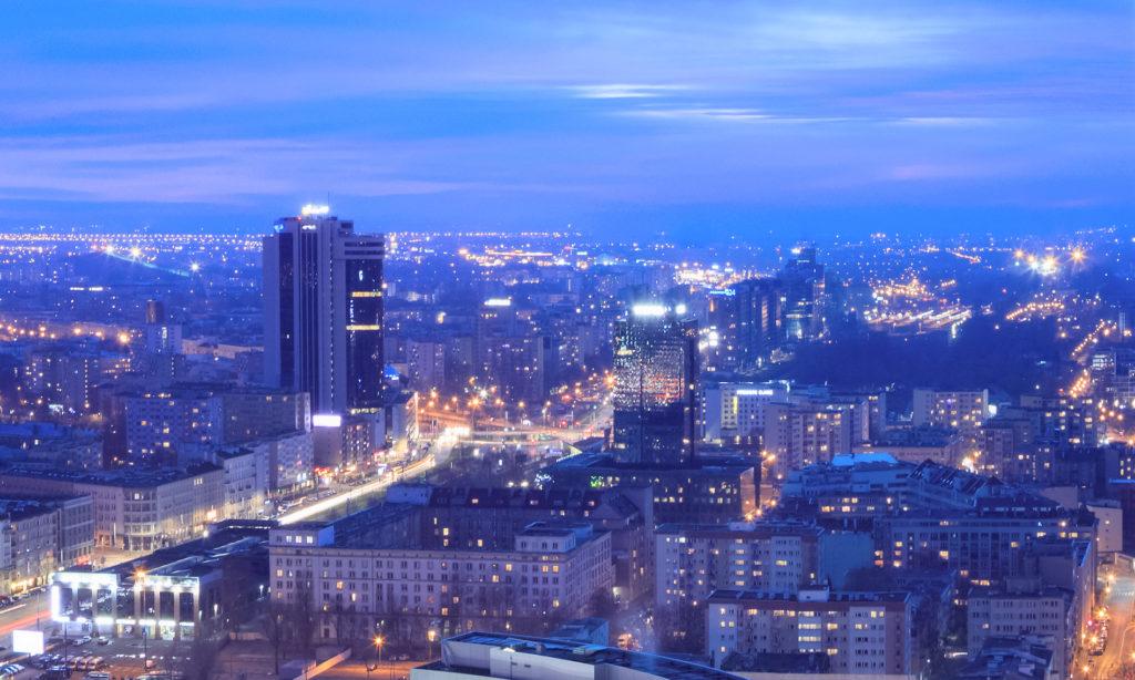 Pierwsze w Polsce wdrożenie Internetu rzeczy na skalę kilkusettysięcznego miasta