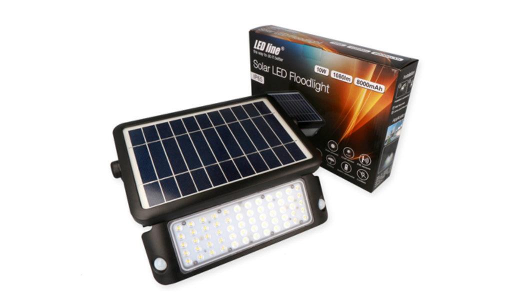 Nagroda dla naświetlacza solarnego