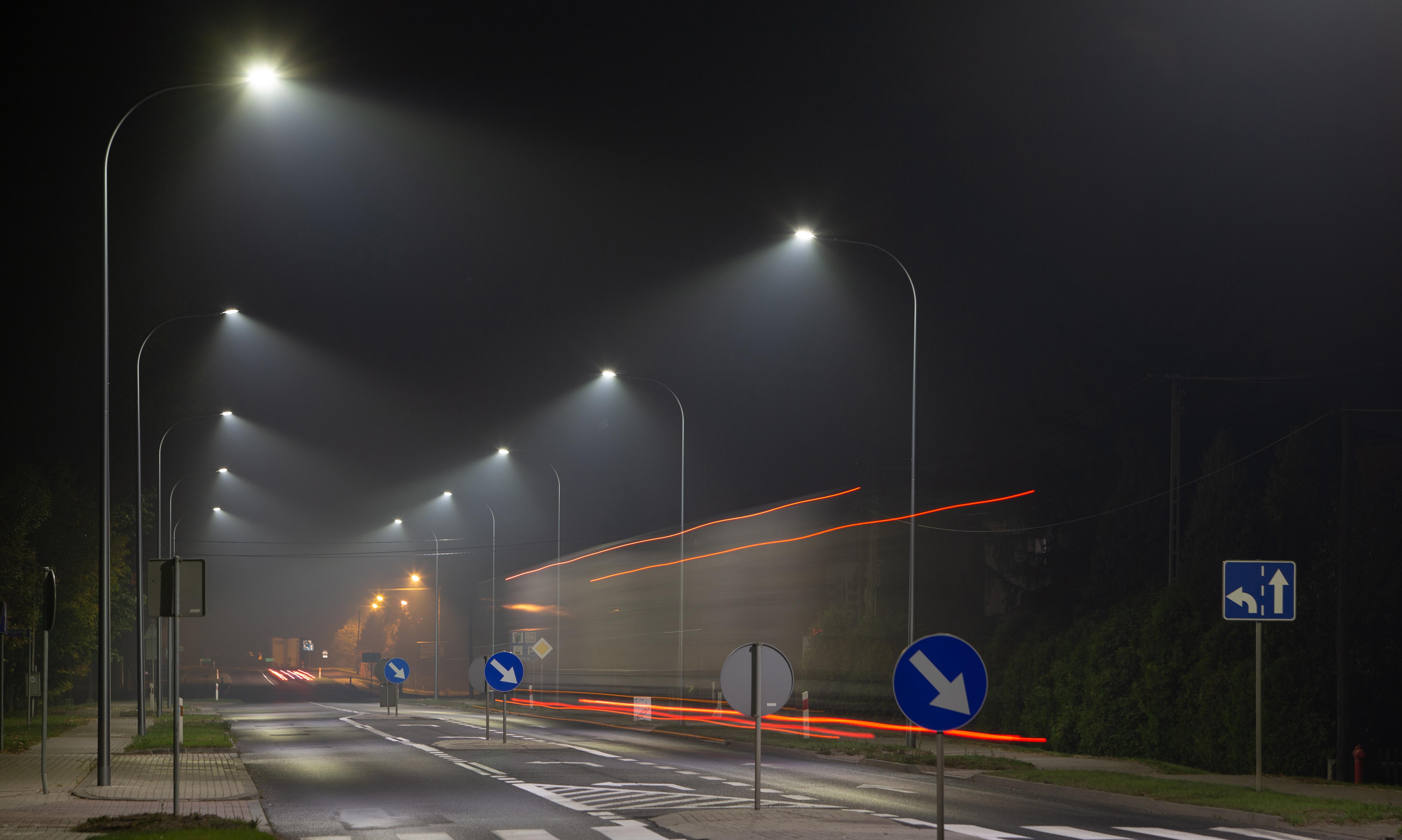 Rozstrzygnięte Przetargi Na Oświetlenie Led W I Kwartale