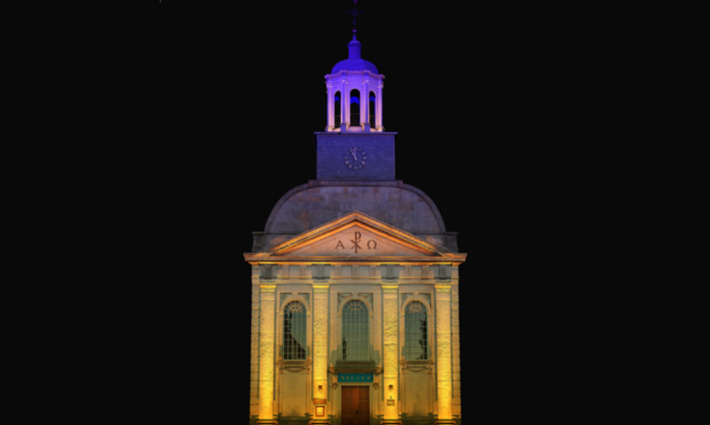 Iluminacja obiektów sakralnych
