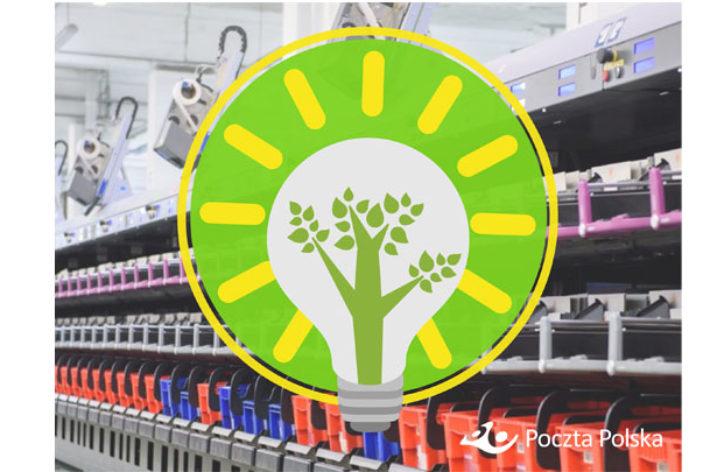 Poczta Polska zainstalowała oświetlenie LED z systemem sterowania