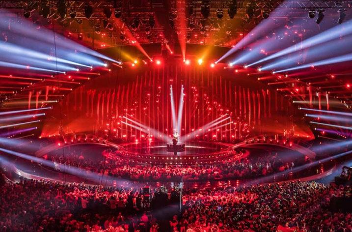 OSRAM oświetla Konkurs Piosenki Eurowizji