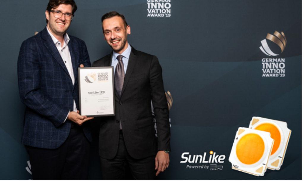Nagroda za zdrowe światło