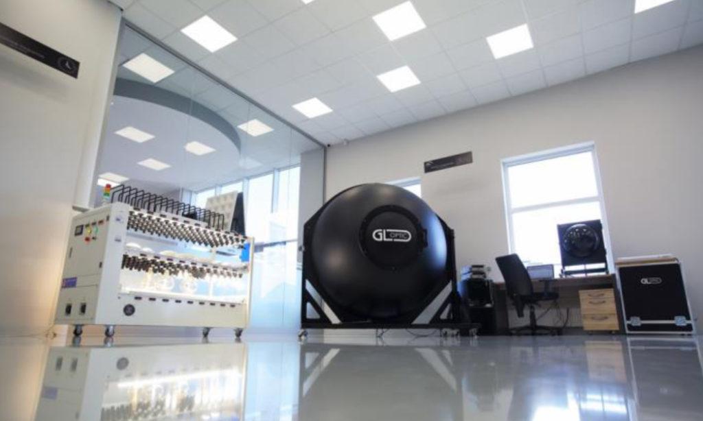 Nowa siedziba spółki LEDIN