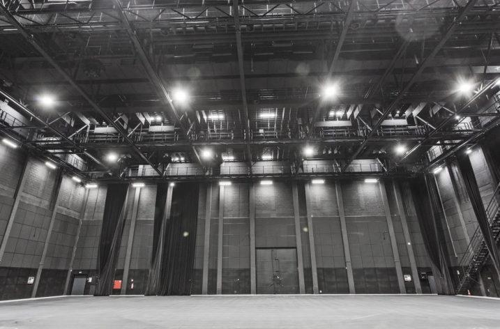 Kompleksowa realizacja oświetlenia w hali Transcolor
