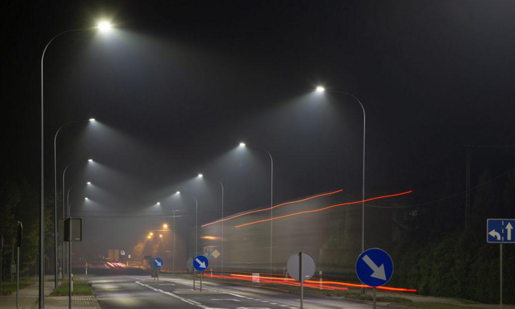 Nowoczesne systemy oświetlenia ulicznego finansowane przez NFOŚiGW