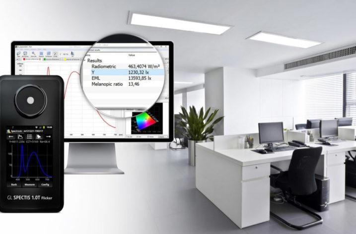 GL Optic – specjaliści od pomiarów oświetlenia