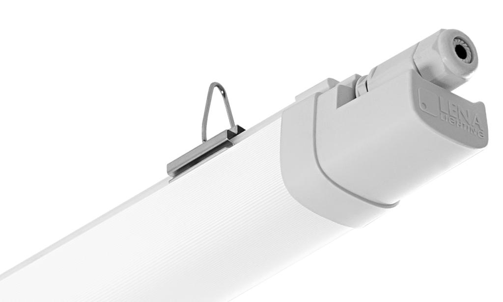 Ergonomiczna lampa LED