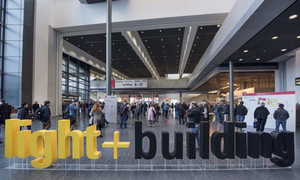 20. jubileuszowe targi Light + Building 2020