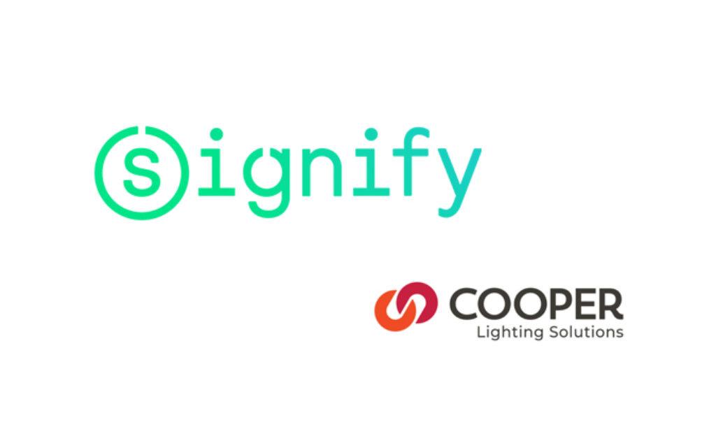 Signify przejmuje Cooper Lighting