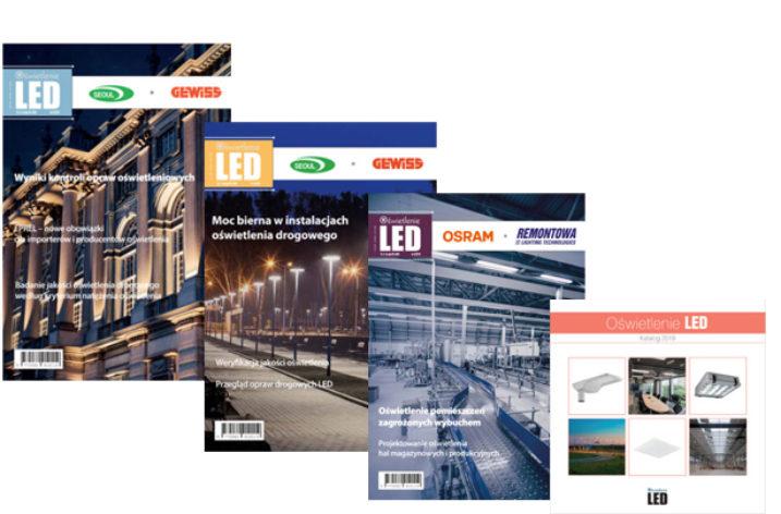 Zapraszamy na stoisko czasopisma Oświetlenie LED podczas targów ŚWIATŁO 2020!