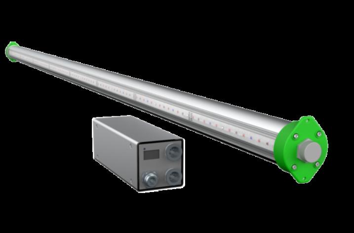 Innowacyjna oprawa LED do oświetlania roślin