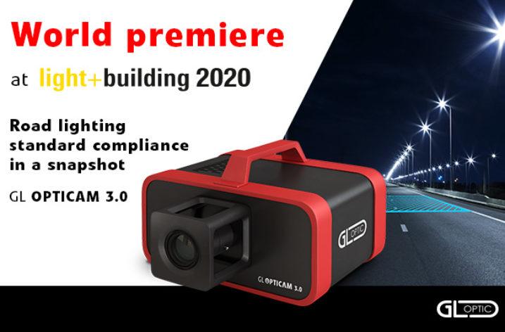 Światowa premiera urządzenia do kontroli jakości oświetlenia na Light+Building 2020