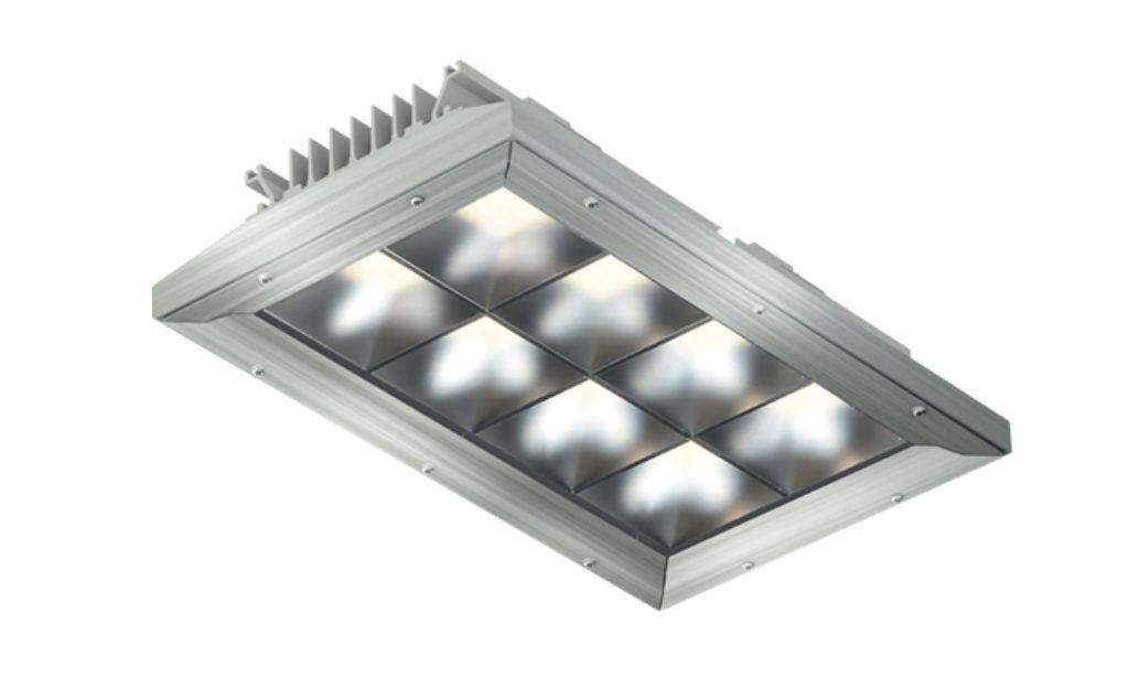 Oprawa do oświetlenia basenów