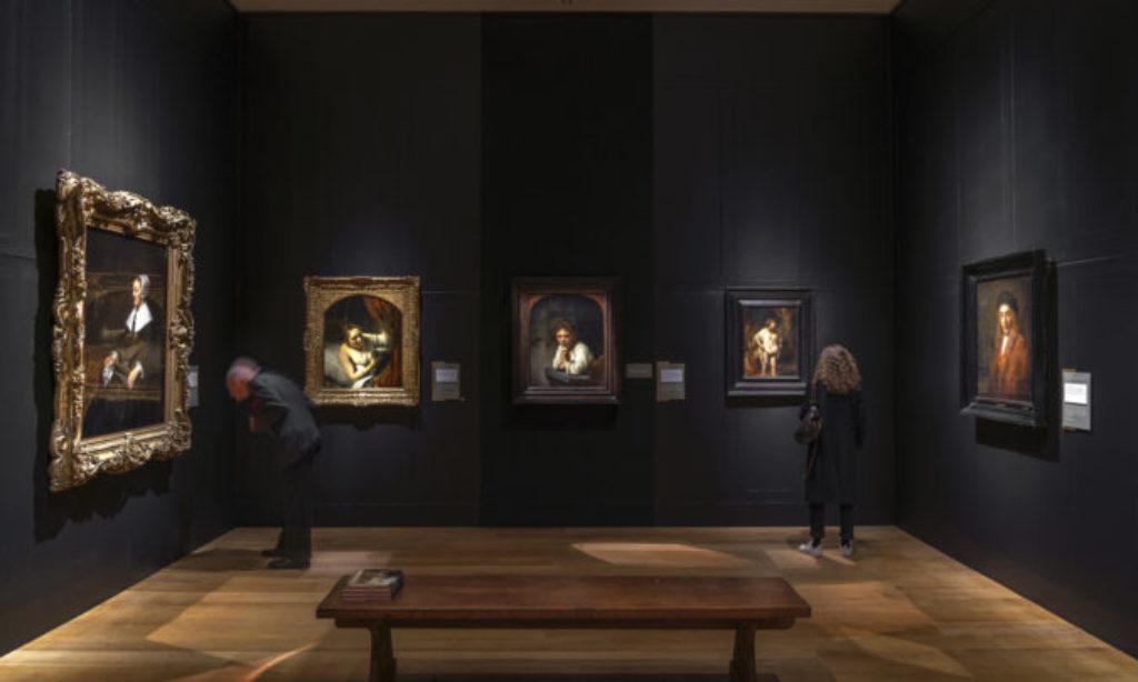 Oprawy LED w najstarszej galerii sztuki na świecie