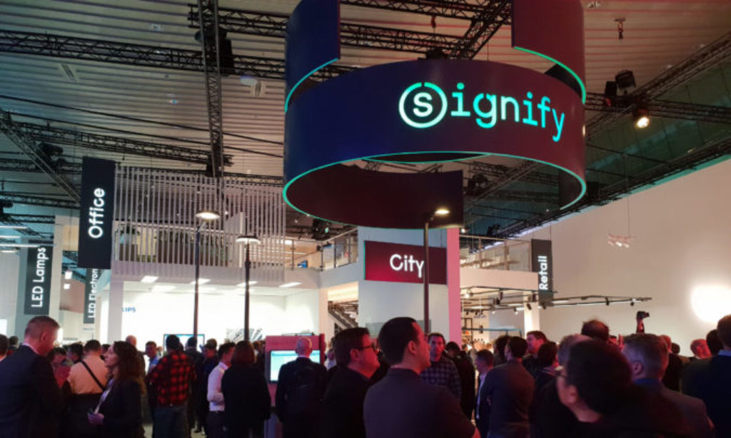 Signify rezygnuje z uczestnictwa we wrześniowej edycji targów Light + Building 2020