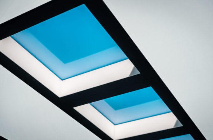 Korzyści światła dziennego wewnątrz budynków