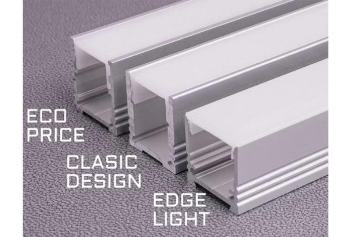Profile aluminiowe do oświetlenia LED