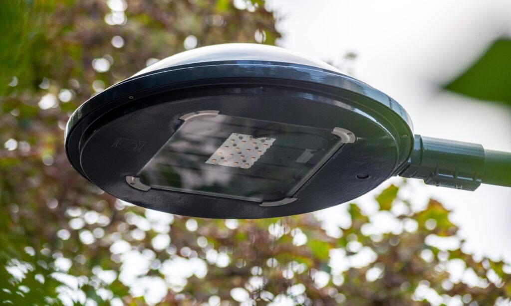 Program wymiany opraw oświetleniowych w Warszawie