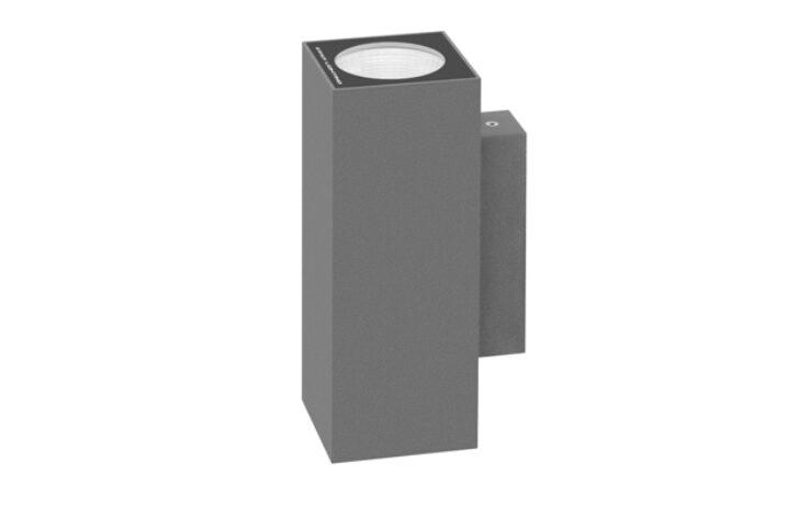 Kinkiet LED o subtelnej konstrukcji