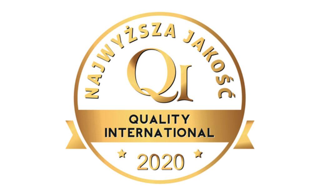 Złote Godło QI 2020 dla opraw Kanlux ALIN