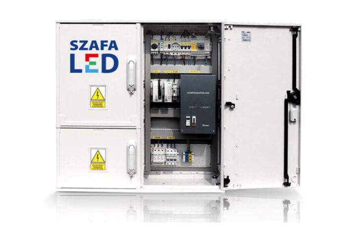 Szafa LED firmy Rabbit – jedyna na rynku szafa oświetleniowa, która spełnia normy w zakresie emisji zaburzeń oraz odporności