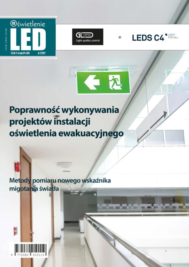Dwumiesięcznik Oświetlenie LED