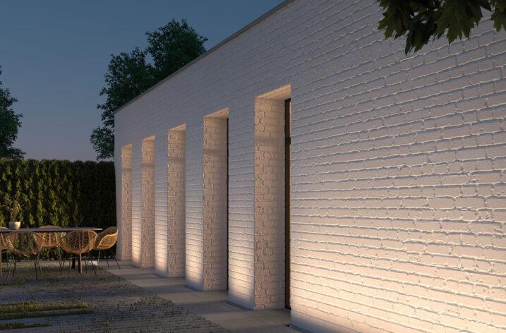Nowe systemy oświetlenia zewnętrznego LEDS C4