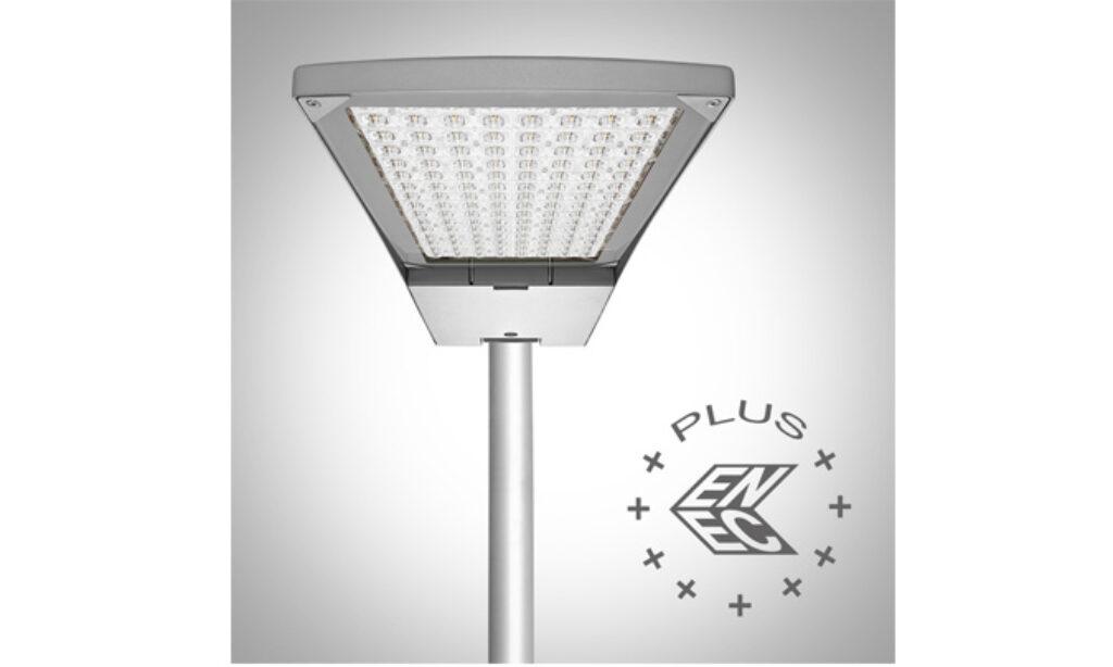 Lampy drogowe z certyfikatem ENEC PLUS